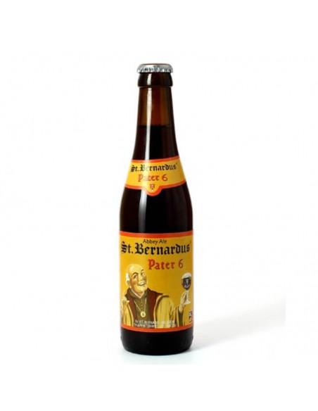Cerveza abadía St. Bernardus Pater 6 - Birra365