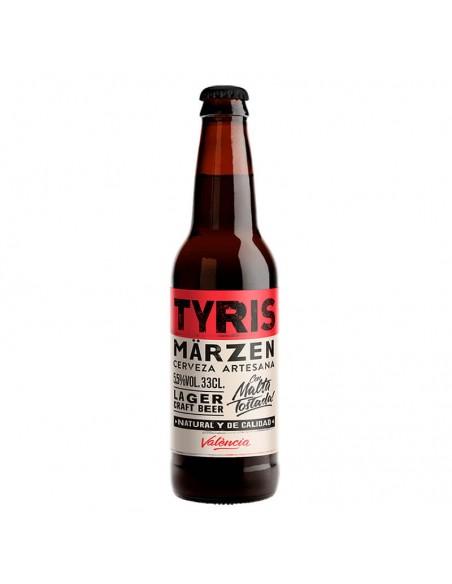 Cerveza artesana Tyris Marzen - Birra365