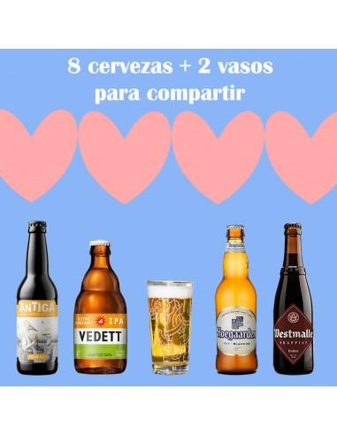 Regala cerveza con esta caja especial para San Valentín | Birra365