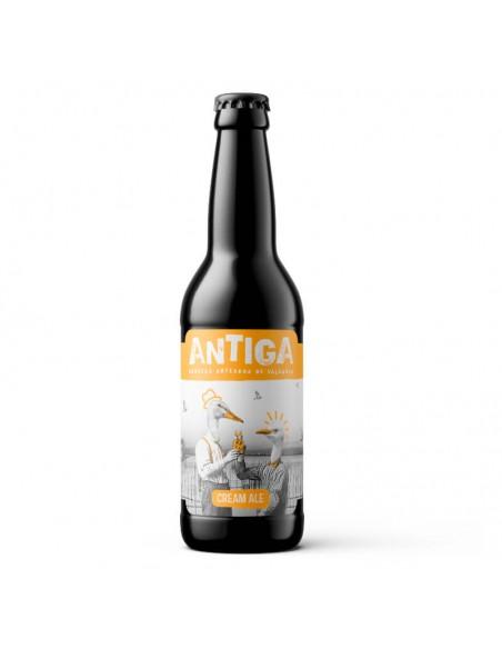 cerveza artesana valenciana Ale Cream Antiga de la Terreta - Birra365