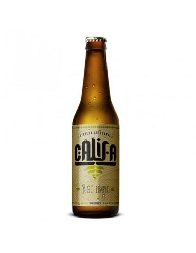 Cerveza artesana trigo CALIFA TRIGO LIMPIO - Birra365