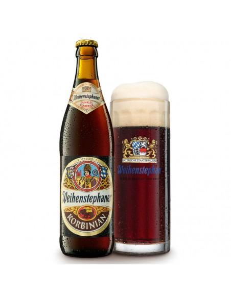 Cerveza weihenstephaner Korbinian Jarra - Birra365