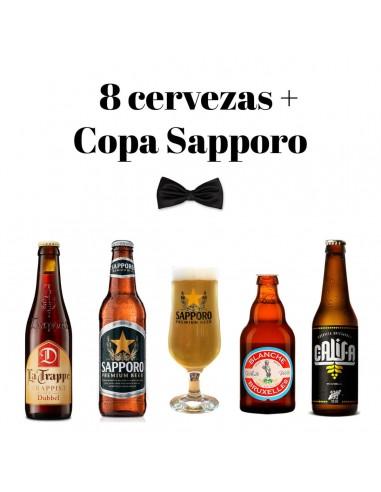 Regalar cerveza día del padre. Caja especial cervezas - Birra365