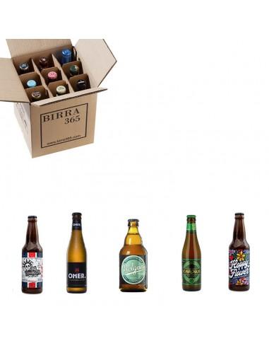 Pack de cervezas IPA diferentes para regalar a padres innovadores - Birra365