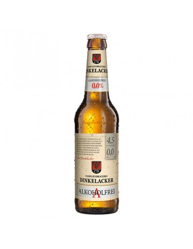 Cerveza sin alcohol Dinkelacker | Birra365