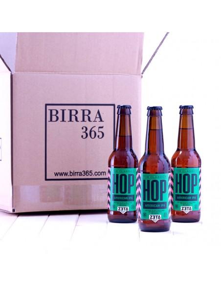 Cerveza artesana Zeta American Hops IPA - Birra365