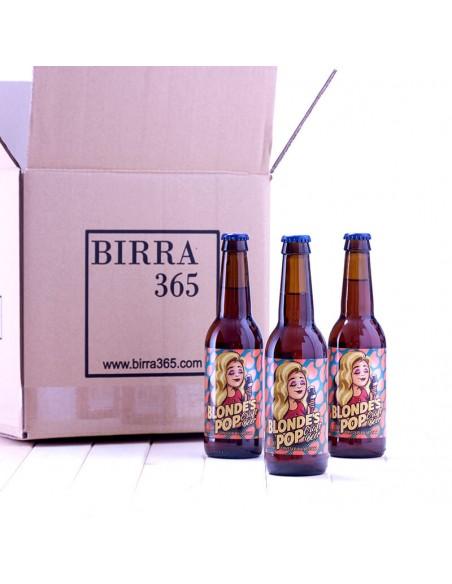 Comprar Cerveza artesanal B&B Pop's Blonde doble malta - Birra365