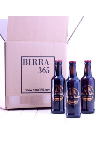 Comprar cerveza artesana Valentivm Brown - Birra365