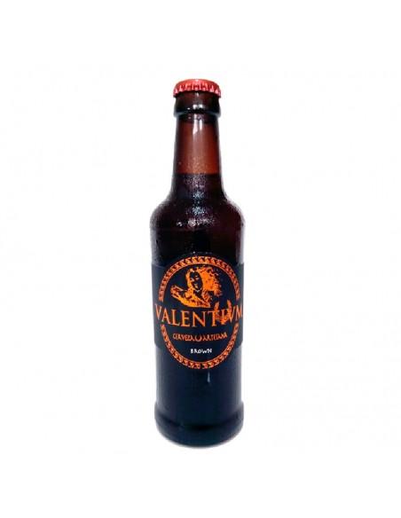 Cerveza artesana Valentivm Brown - Birra365