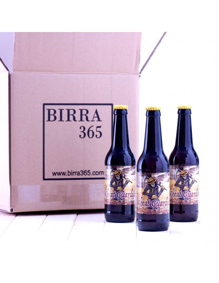 Comprar cerveza artesana trigo Wheat Guardian - Birra365