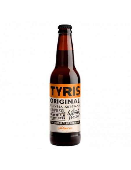 Cerveza artesana valenciana Tyris Original - Birra 365