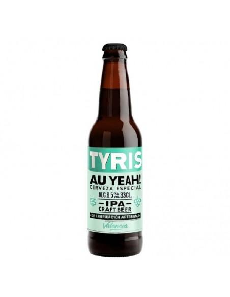 cerveza artesana IPA Tyris Au Yeah - Birra365