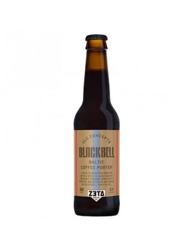 Cerveza artesana negra BlackBell Zeta - Birra365