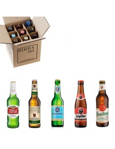 Comprar cervezas pilsner refrescantes Pack | Birra365