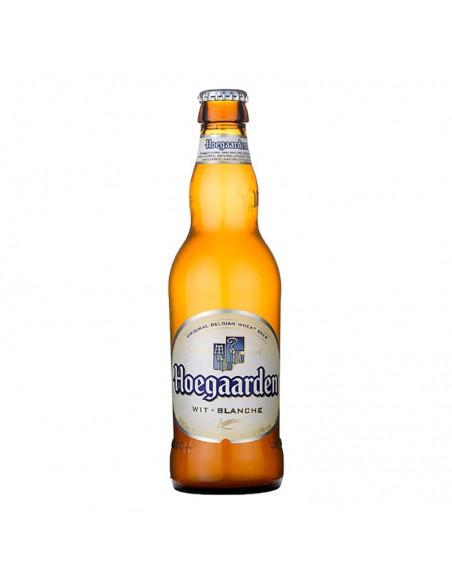 Famosa cerveza de trigo Hoegaarden - Birra 365