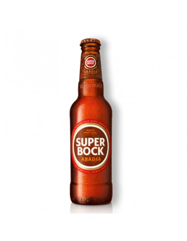 Cerveza abadía Super Bock | Birra365