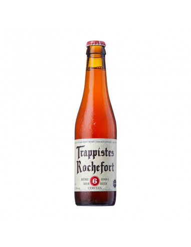 Cerveza trapense Rochefort 6 | Birra365