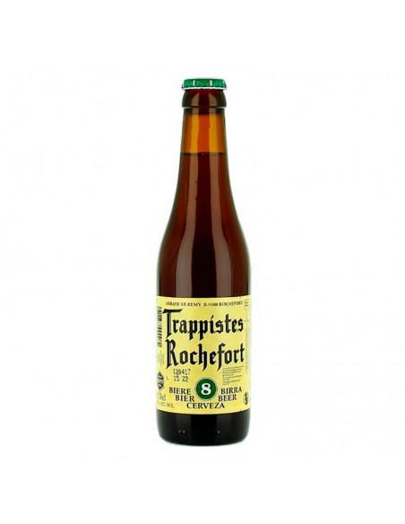 Cerveza trapense Rochefort 8 | Birra365