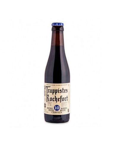 Cerveza trapense quadrupel Rochefort 10 | Birra365