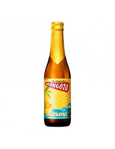 Cerveza sabor plátano Mongozo Banana | Birra365