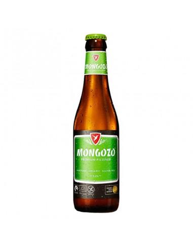 Cerveza sin gluten Mongozo Premium Pilsener | Birra365