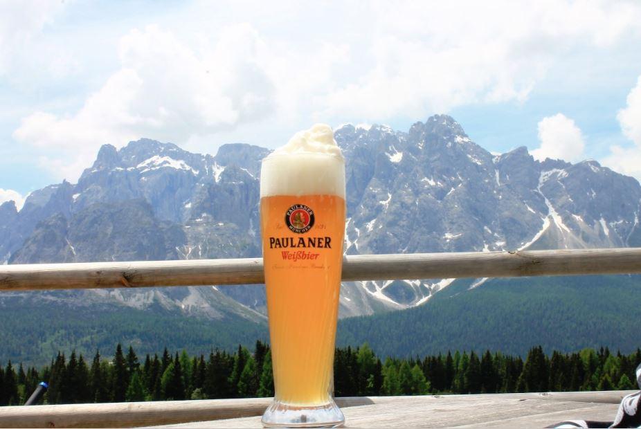 cerveza blanca o cerveza weissbier