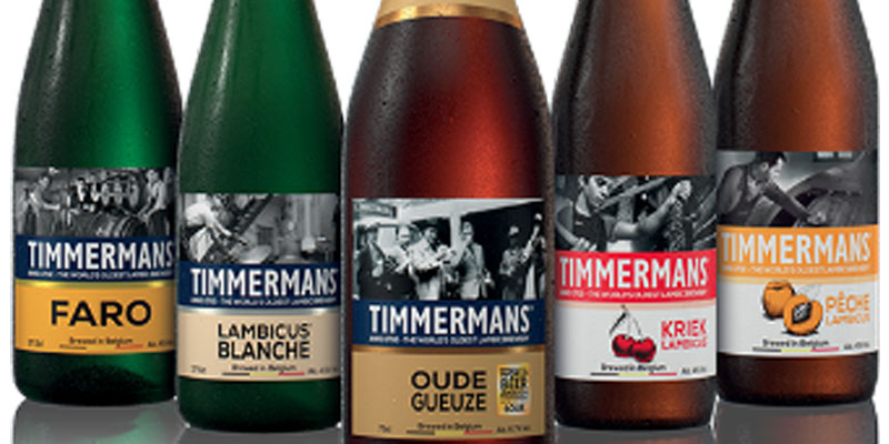 cerveza lambic timmermans oude gueuze Birra365