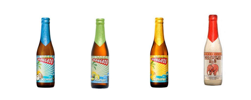 Cervezas de fruta en Birra365