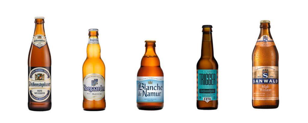 la mayor variedad de cervezas de trigo en Birra365